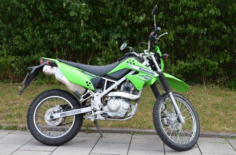 Klasse A1 - Kawasaki KLX-125